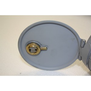 Cover for tool box (round)